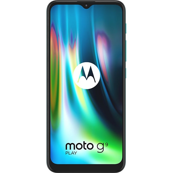 Telefon MOTOROLA Moto G9 Play, 64GB, 4GB RAM, Dual SIM, Forest Green