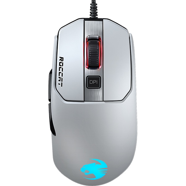 Mouse Gaming ROCCAT Kain 122 AIMO, 16000 dpi, alb