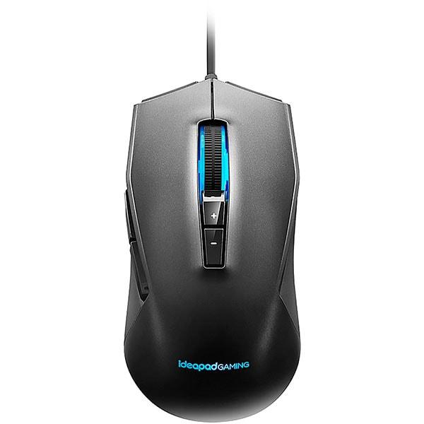 Mouse Gaming LENOVO IdeaPad M100, 3200 dpi, negru