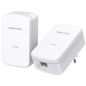 Kit adaptor PowerLine MERCUSYS AV1000 MP500 KIT, 1000 Mbps, alb