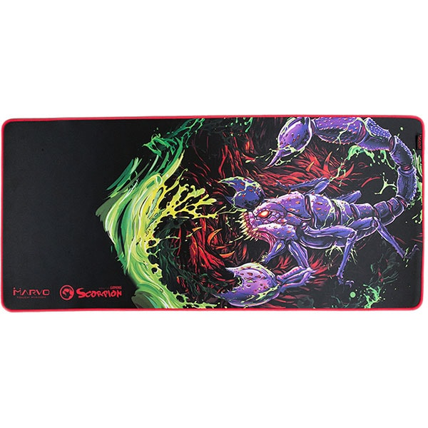 Mouse Pad Gaming MARVO G23, design Scorpion, multicolor