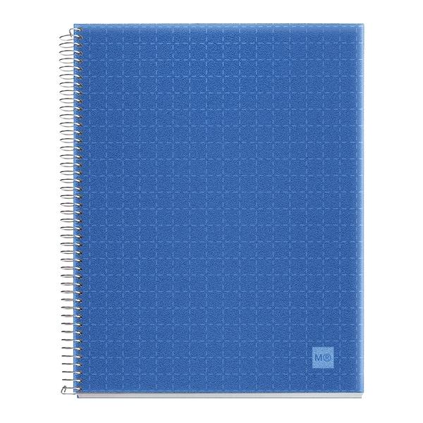 Caiet pentru scoala MIQUELRIUS, matematica, A4, 140 file, legatura spirala, albastru