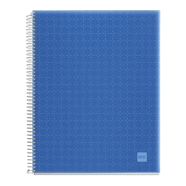 Caiet pentru scoala MIQUELRIUS, matematica, A5, 140 file, legatura spirala, albastru