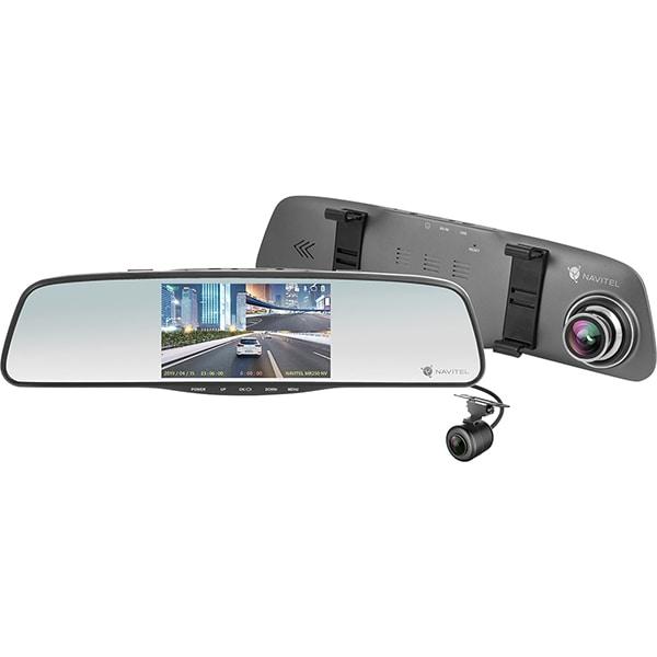 "Camera auto DVR Dual NAVITEL MR250NV, 5"", Full HD, G-Senzor"