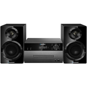 Microsistem audio BLAUPUNKT MS50BT, 120W, Bluetooth, USB, CD, Radio FM, negru