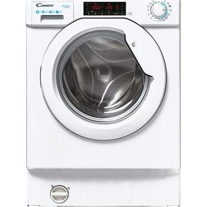 Masina de spalat rufe incorporabila Candy CBW 48TWME-S, 8 kg, 1400rpm, Clasa A, alb