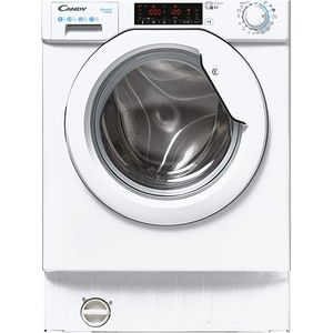 Masina de spalat rufe incorporabila Candy CBWO 49TWME-S, 9 kg, 1400rpm, Clasa A, alb