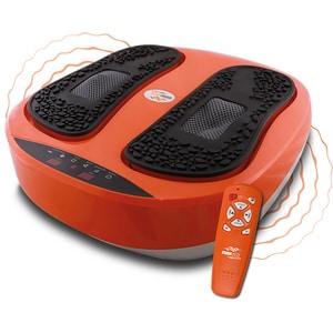 Aparat de masaj MEDIASHOP VibroLegs M20161, cu fir, portocaliu
