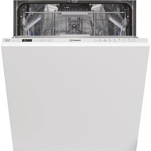 Masina de spalat vase incorporabila INDESIT DIO3C24ACE, Push&Go, 14 seturi, 9 programe, 60 cm, Clasa E, alb