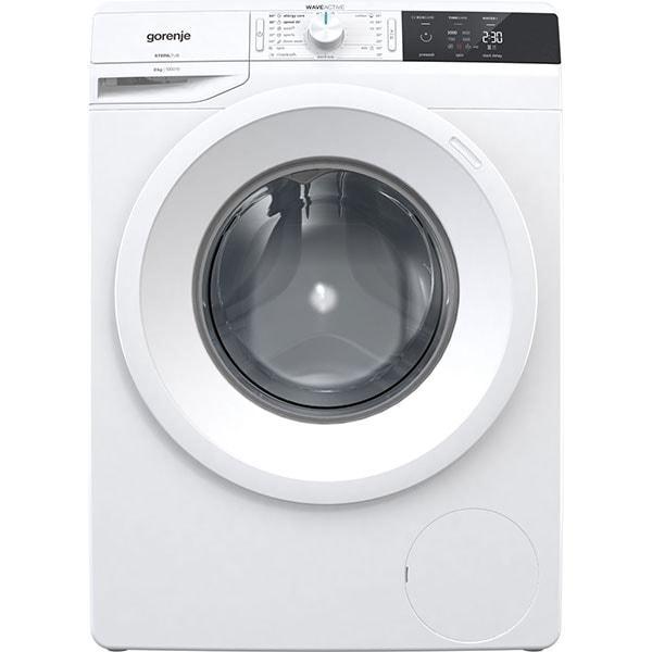 Masina de spalat rufe frontala GORENJE WE60S3, WaveActive, 6kg, 1000rpm, Clasa A+++, alb