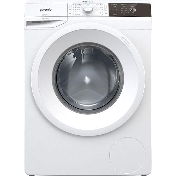 Masina de spalat rufe frontala GORENJE WE703, WaveActive, 7 kg, 1000rpm, Clasa C, alb