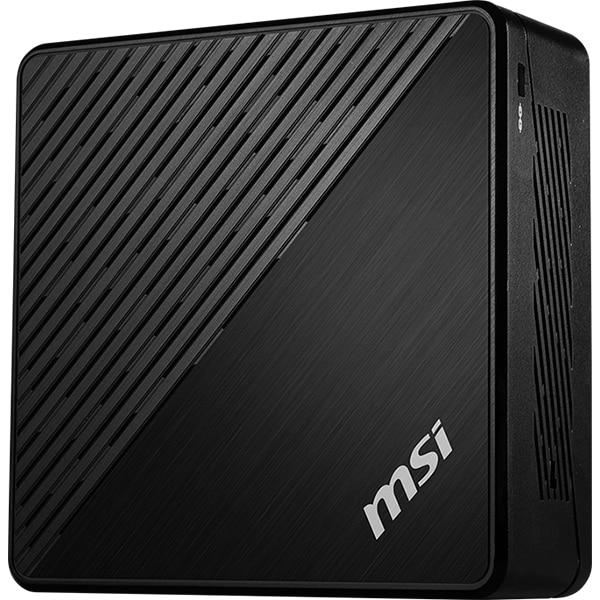 Sistem Deskotp PC MSI Cubi 5 10M, Intel Core I5-10210U pana la 4.20GHz, 8GB, SSD 512GB, Intel UHD Graphics, Windows 10 Home