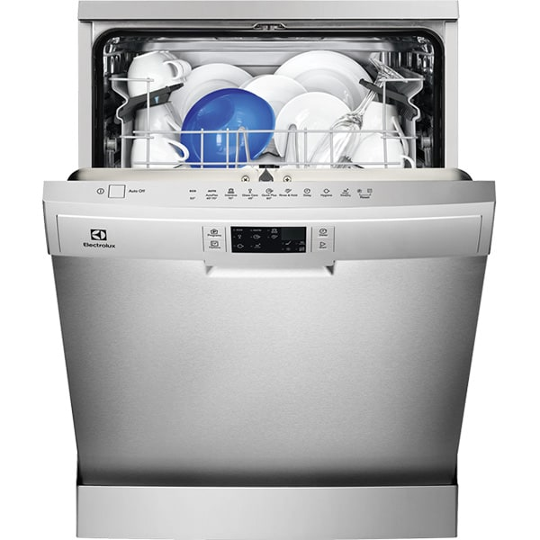 Masina de spalat vase independenta ELECTROLUX ESF5512LOX, 13 seturi, 6 programe, 60 cm, clasa A+, inox