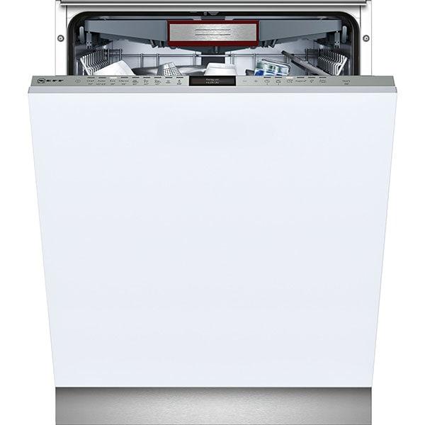 Masina de spalat vase incorporabila NEFF S516T80X1E, 14 seturi, 8 programe, 60 cm, Clasa A+++, inox