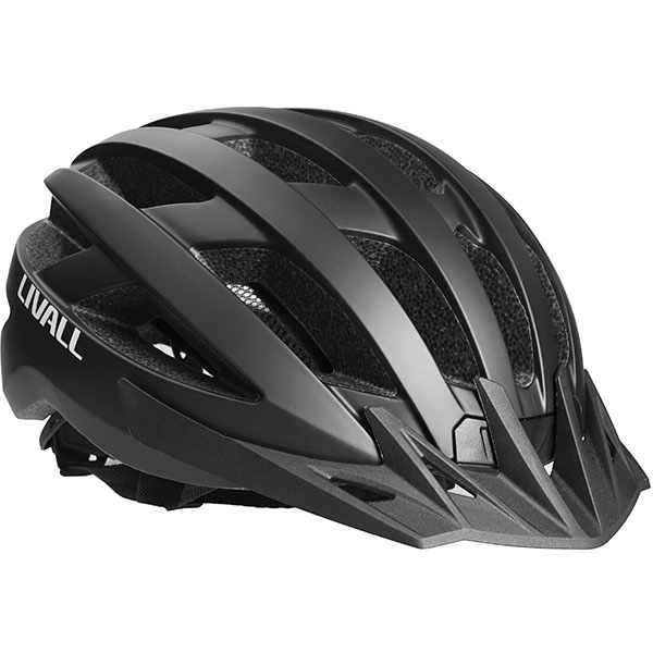 Casca ciclism LIVALL MTL, 54-62cm, negru