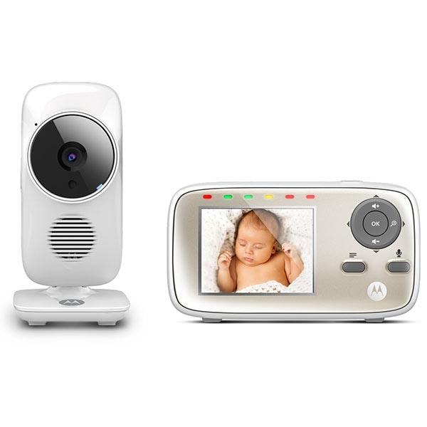 """Monitor video MOTOROLA MBP483, 2,8"""", alb"""