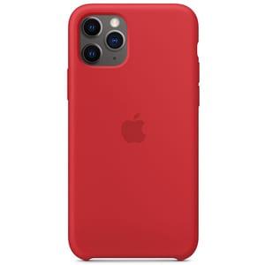 Carcasa APPLE pentru iPhone 11 Pro, MWYH2ZM/A, silicon, Product Red