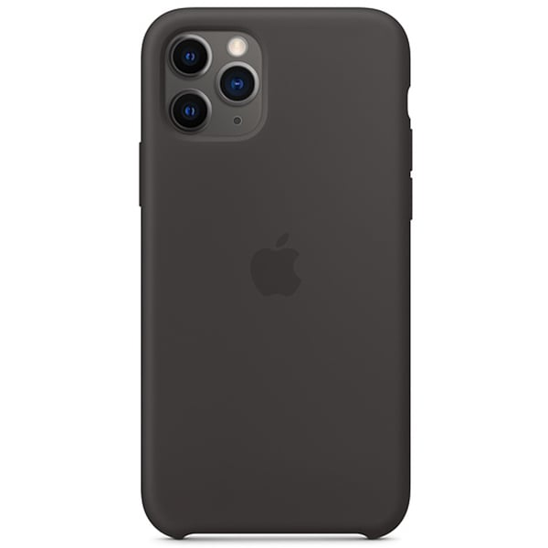 Carcasa APPLE pentru iPhone 11 Pro, MWYN2ZM/A, silicon, Black