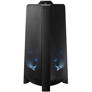 Sistem audio SAMSUNG MX-T50, 500W, Bluetooth, USB, Karaoke, DJ Effect, iluminare LED, negru