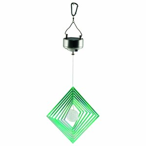 Lampa solara pentru terasa HOME MX 101, 1.2V, 250mAh, verde