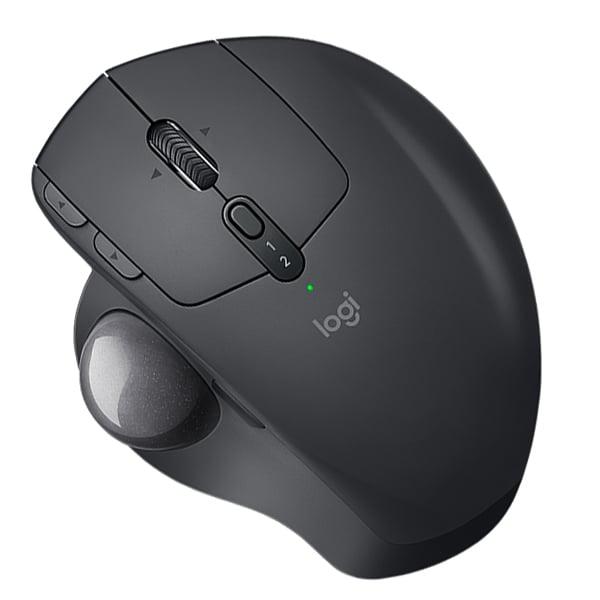 Mouse Wireless LOGITECH MX Ergo, 440 dpi, negru
