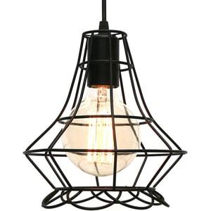 Lampa de tavan tip pendul MYRIA MY2236, 40W, E27, negru