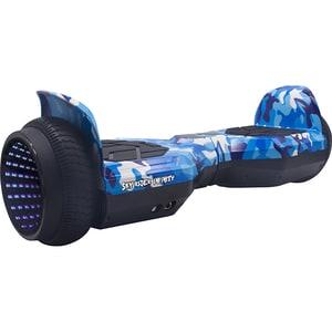 Hoverboard MYRIA Sky Rider Infinity, 6.5 inch, albastru + geanta transport inclusa