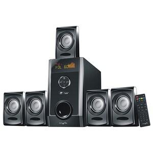 Boxe MYRIA MY8029, 5.1, 115W, Bluetooth, negru