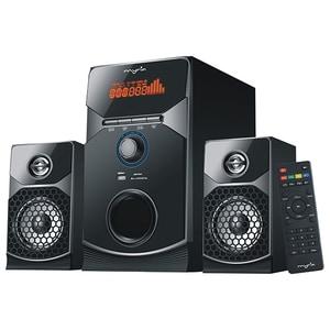 Boxe MYRIA MY8032, 2.1, 60W, Bluetooth, negru
