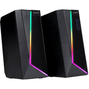 Boxe MYRIA MY8051 RGB, 2.0, 6W, negru