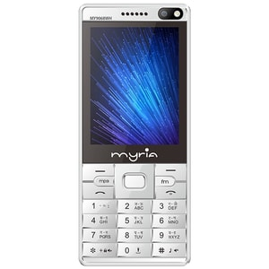 Telefon MYRIA Endless Power Y1 MY9068WH, 32MB RAM, 2G, Dual SIM, white