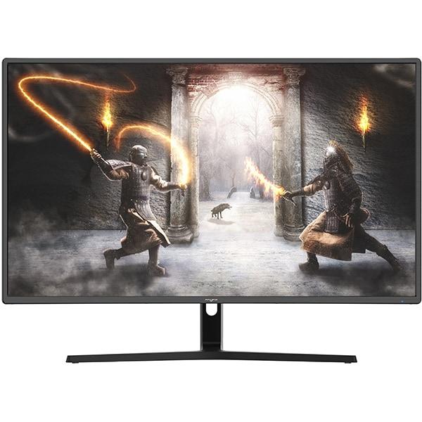"""Monitor curbat LED PVA MYRIA MY2901, 27"""", Full HD, 60Hz, negru"""