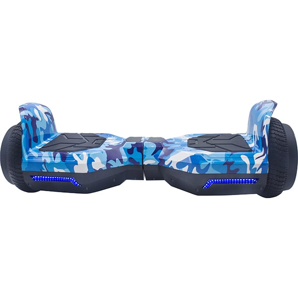 Hoverboard MYRIA Sky Rider Infinity, 6.5 inch, albastru