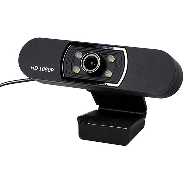 Camera Web MYRIA MY8049, Full HD 1080p, negru