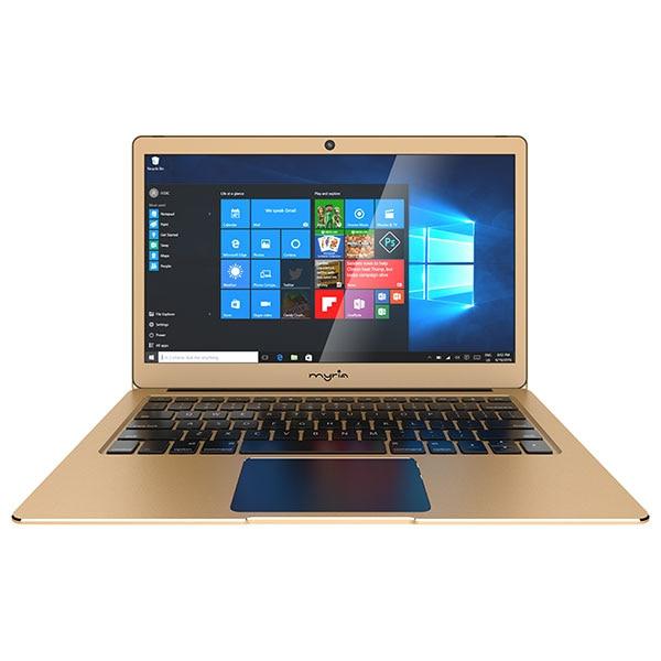 "Laptop MYRIA MY8305GD, Intel® Celeron® N3350 pana la 2.4GHz, 13.3"" Full HD IPS, 4GB, 32GB eMMC, Intel® HD Graphics 500, Windows 10 Home"