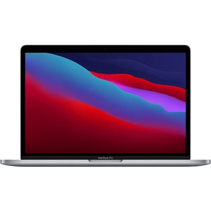 "Laptop APPLE MacBook Pro 13 myd92ze/a, Apple M1, 13.3"" Retina Display si Touch Bar, 8GB, SSD 512GB, Grafica integrata, macOS Big Sur, Space Gray - Tastatura layout INT"