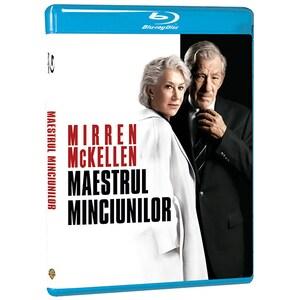 Maestrul minciunilor Blu-ray
