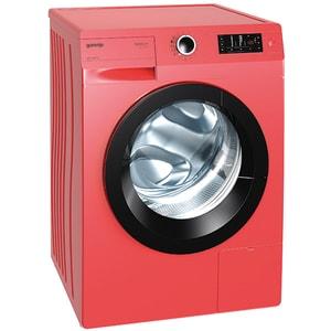 Masina de spalat rufe frontala GORENJE W7543LR, 7kg, 1400rpm, A+++, rosu