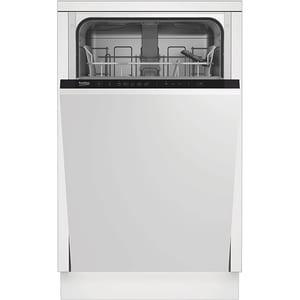 Masina de spalat vase incorporabila BEKO DIS15014, 10 seturi, 5 programe, 45 cm, clasa A+