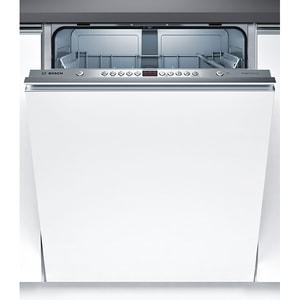 Masina de spalat vase incorporabila BOSCH SMV45GX02E, 12 seturi, 5 programe, 60 cm, clasa A++