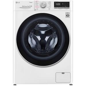 Masina de spalat rufe frontala LG F2WN4S7S0, AI-DD, Wi-Fi, 7kg, 1200rpm, Clasa E, alb