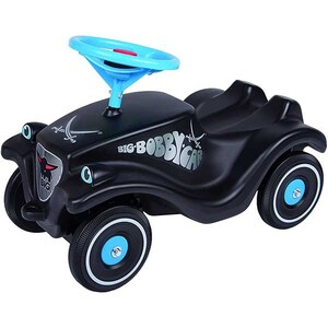 Masinuta BIG Bobby Car Sansibar Classic 800056093, 12 luni+, negru-albastru