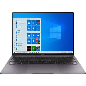"Laptop HUAWEI MateBook X Pro, Intel Core i7-8565U pana la 4.6GHz, 13.9"" 3K Touch, 8GB, SSD 512GB, NVIDIA GeForce MX250 2GB, Windows 10 Home, gri inchis"