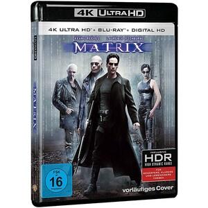 Matrix Blu-ray 4K UHD