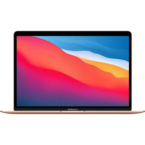 "Laptop APPLE MacBook Air 13 mgnd3ro/a, Apple M1, 13.3"" Retina Display, 8GB, SSD 256GB, Grafica integrata, macOS Big Sur, Gold - Tastatura layout RO"