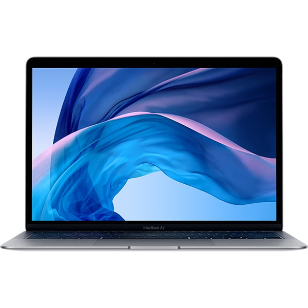 "Laptop APPLE MacBook Air 13 mwtj2ze/a, Intel Core i3 pana la 3.2GHz, 13.3"" IPS Retina, 8GB, SSD 256GB, Intel Iris Plus Graphics, macOS Catalina, Space Grey - Tastatura layout INT"