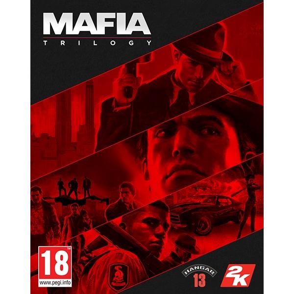 Mafia Trilogy PC