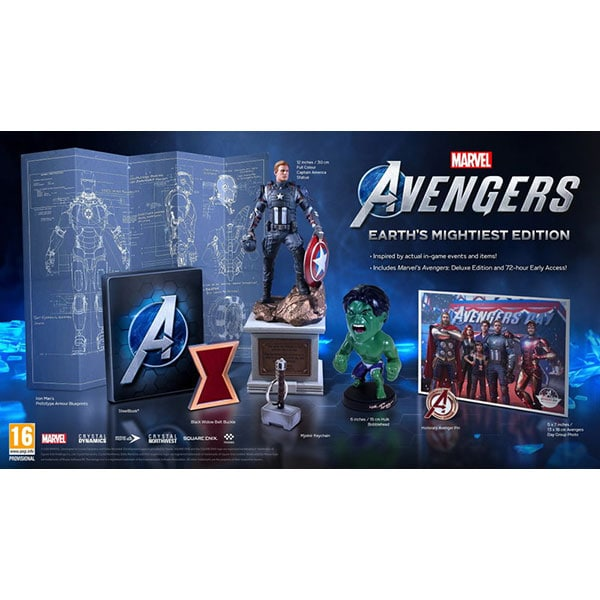 Marvel's Avengers Collector's Edition Xbox One