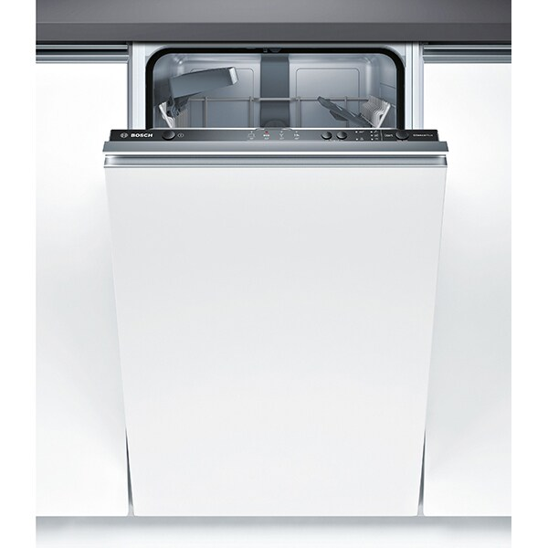 Masina de spalat vase incorporabila BOSCH SPV25CX00E, 9 seturi, 5 programe, 45 cm, Clasa F, negru