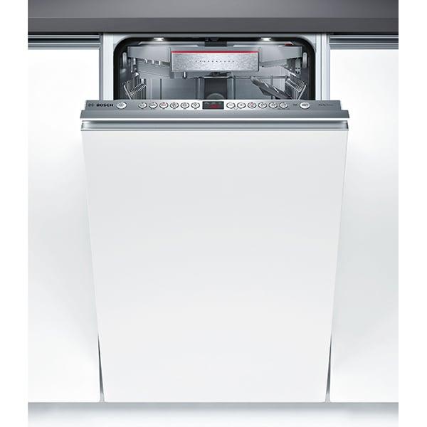 Masina de spalat vase incorporabila BOSCH SPV66TX01E, 10 seturi, 6 programe, 45 cm, Clasa D, inox